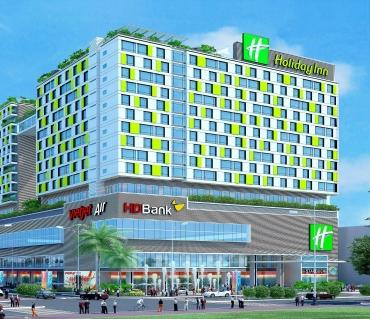 TÒA NHÀ PHỨC HỢP HOTEL & APARTMENT REPUBLIC PLAZA