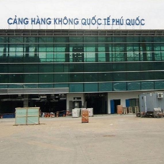 NHÀ GA HÀNG HÓA & VĂN PHÒNG LÀM VIỆC - CẢNG HÀNG KHÔNG QUỐC TẾ PHÚ QUỐC