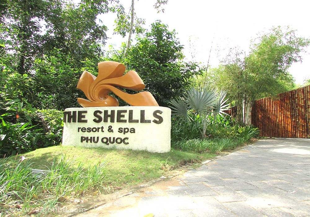 THE SHELLS RESORT & SPA - PHÚ QUỐC ( GIAI ĐOẠN 02 )
